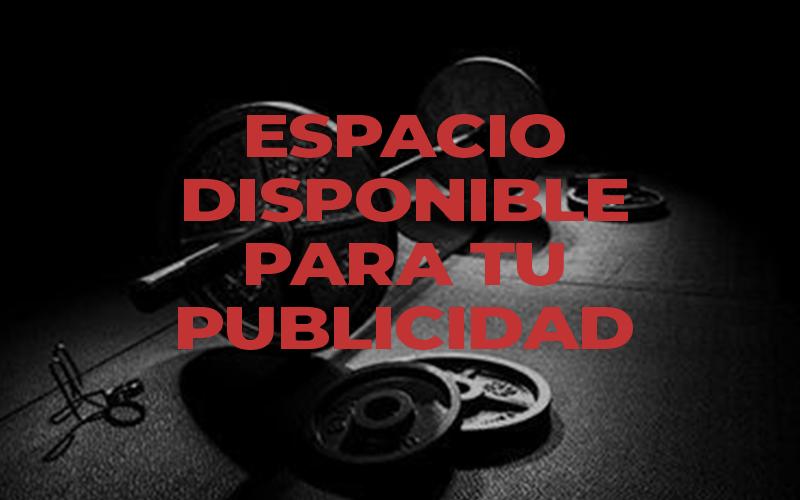 DISPONIBLE PARA PUBLICIDAD